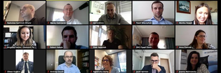 Spotkanie Rady Programowej 8. FinTech Digital Congress i 7. InsurTech Digital Congress (15 lipca 2020 r.)